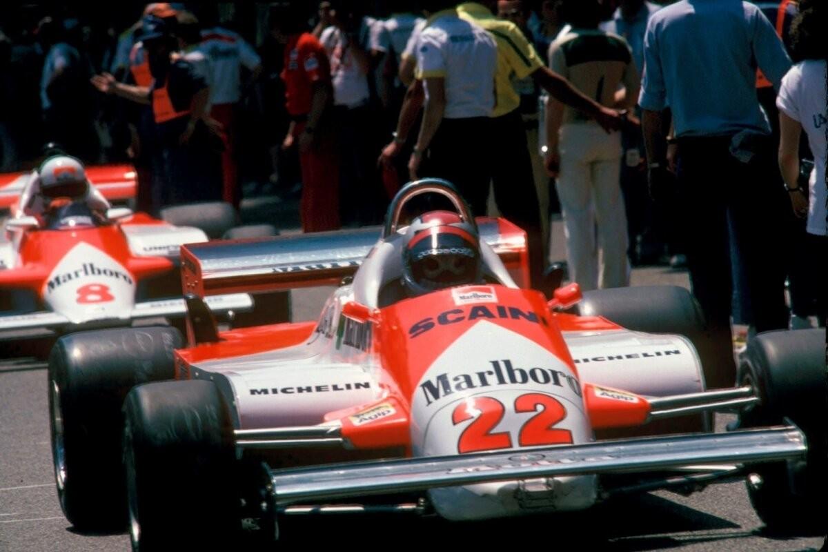 F1 sarja äbarikud sõitjad: üks sai sisse 47 ringiga, teise karjäär kestis kaks meetrit