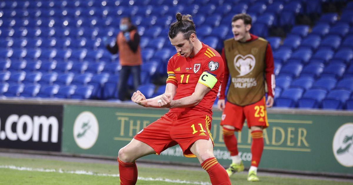 Gareth Bale nägi ufot