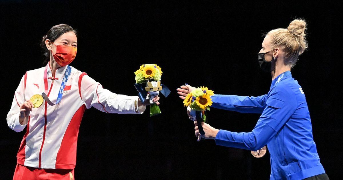 Tokyo olümpia medalitabel: Eesti on Prantsusmaaga ühel pulgal