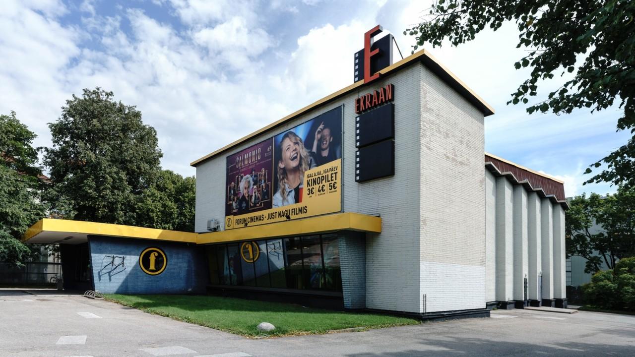 Tartu kino Ekraan sulgeb lõplikult uksed