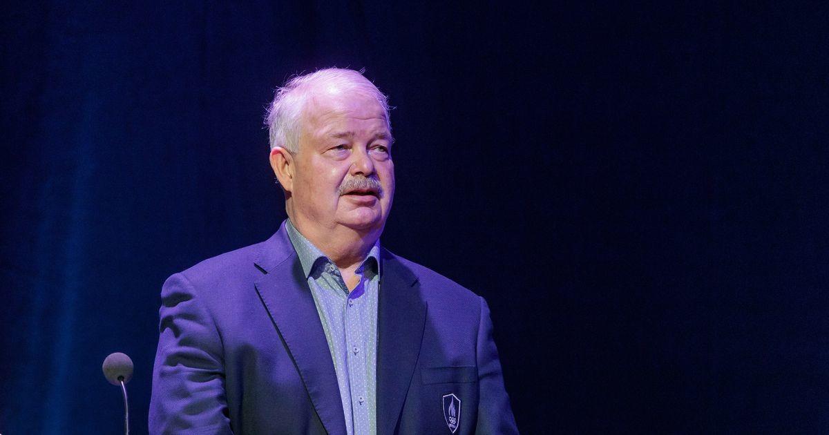 Suri kahekordne olümpiapronks Jüri Tamm