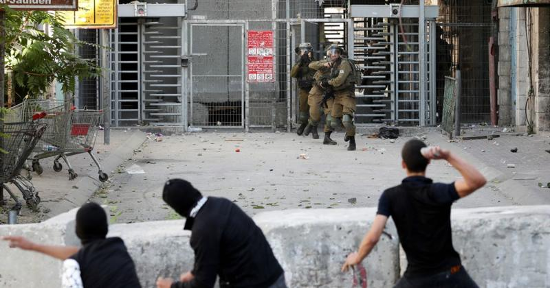 Iisraeli sõdurid tapsid Läänekaldal palestiinlase
