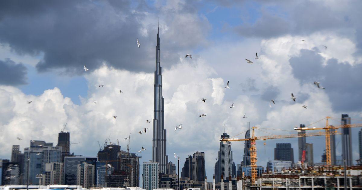 AÜE võitleb kuumaga: droonid kutsusid Dubais paduvihma esile