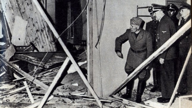 OPERATSIOON VALKÜÜR: atentaat Adolf Hitlerile pidi ennetama Saksamaa alandavat sõjakaotust