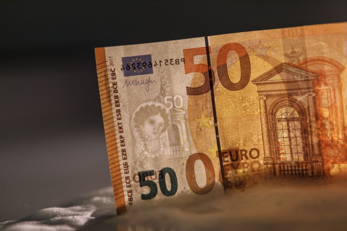 Eesti Pank on sel aastal väljastanud 217 miljoni eurot sularaha