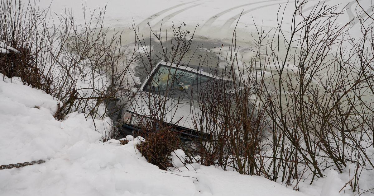 Raplamaal hukkus tiiki vajunud autos jahimees