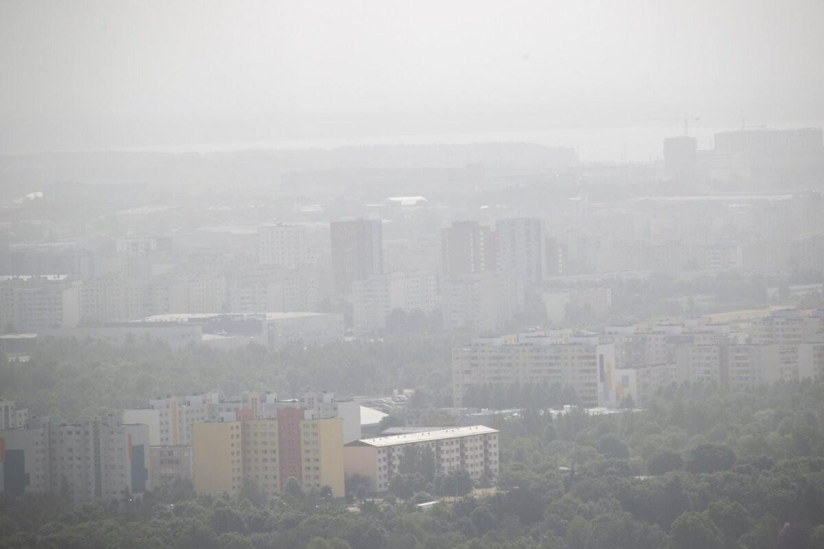Maskid taaskord ette: Keskkonnaministeerium soovitab vältida kokkupuudet tolmuse õhuga