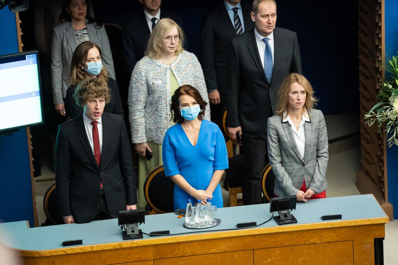 ÜHISPÖÖRDUMINE: Kaja Kallase valitsusel puudub moraalne õigus ametis jätkata! Kutsume inimesi koonduma vaba ühiskonna kaitsele!