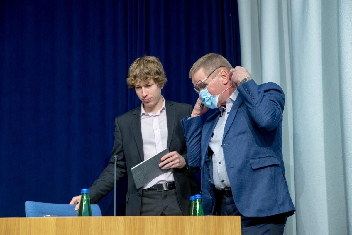 OTSEPILT ja BLOGI | Tanel Kiik: märksa rohkem üritusi peavad olema lubatud ainult COVID-tõendiga inimestele