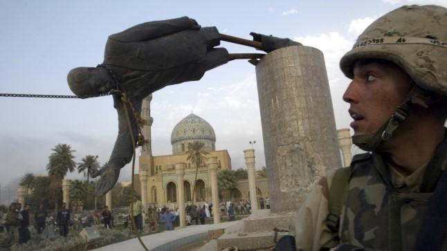 MINEVIKUHETK | 9. aprill: Bagdad langes USA vägede kätte