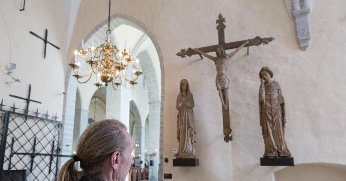 Risti kiriku müntide omandivaidlus saab selguse riigikohtus