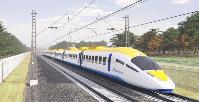 Riigikontroll: Rail Balticu maade omandamine on graafikust viis aastat maas