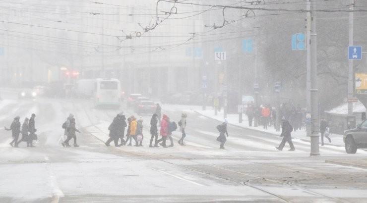 Soome meteoroloog: talv ei taandu, märts võib üllatada ligi 30-kraadise pakasega