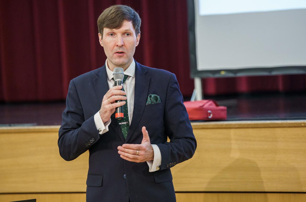 Martin Helme: Jüri Ratas tõi meile järgmise homoaktivistist presidendikandidaadi, kes suhtub ükskõikselt Eesti rahvusriigi ideesse