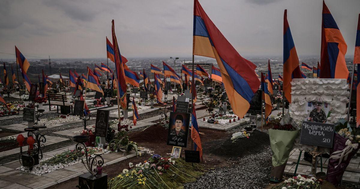 Europarlamendi liikmed survestavad Bakuud Armeenia sõjavange vabastama