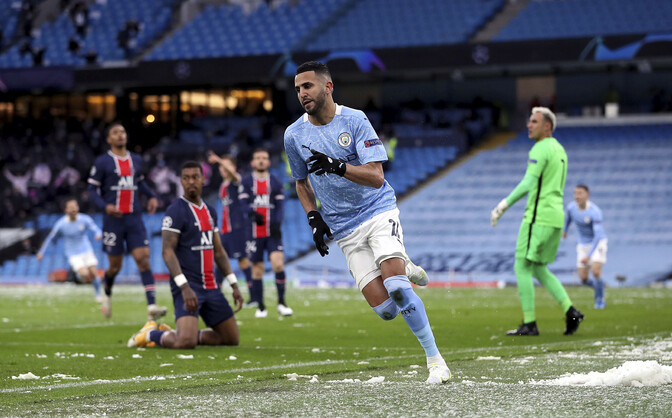 Manchester City jõudis esmakordselt Meistrite liiga finaali