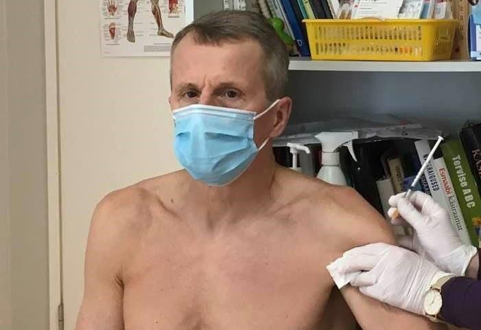 Jürgen Ligi: Vaktsiinivastased inimesed on ühiskonnaheidikud.