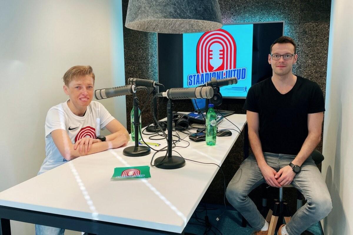 Jekaterina Patjuk: maratonijooksuga algust tehes mõistsin, kui väike on Tallinn