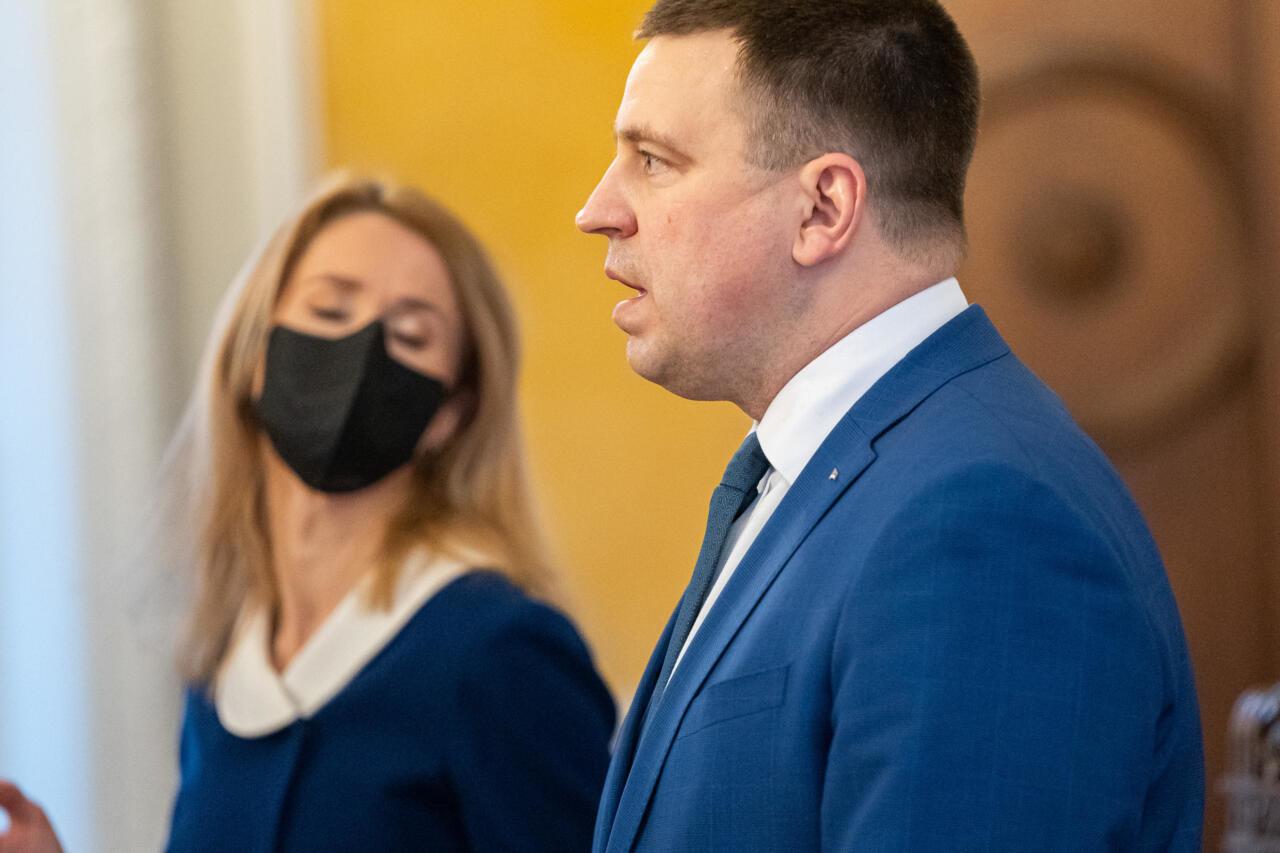 Eesti poliitika on nagu liivakastimäng – Jüri Ratase näitel