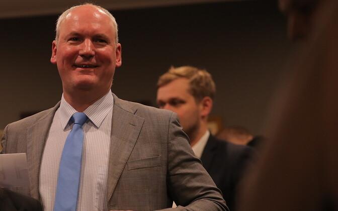 Mart Luik alustab tööd Tallinna ettevõtlusdirektorina