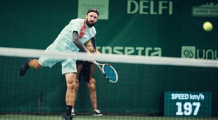 Vladimir Ivanov võitis paarismängus karjääri 15. tiitli