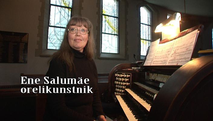 Ene Salumäe orelikontserdid Montrealis ja Torontos kordus Video