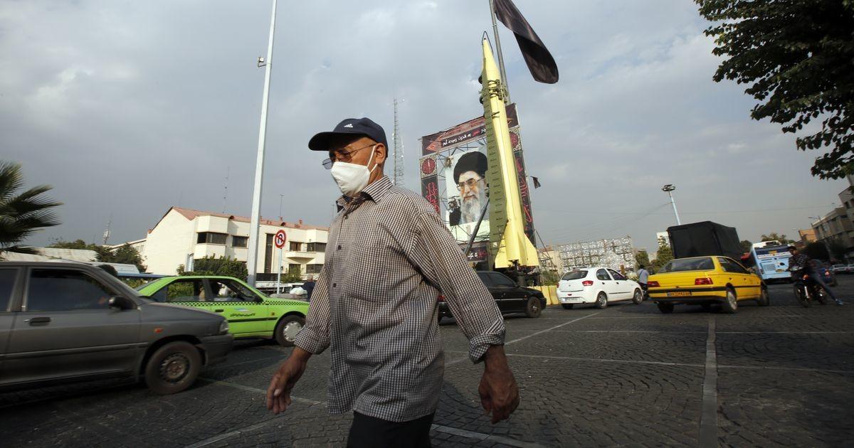 Iraani teatel sai läbi ÜRO viieaastane embargo relvamüügile