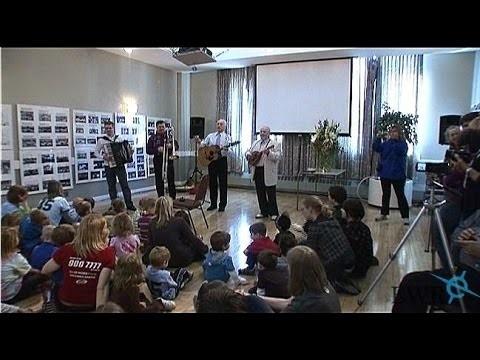 Trio NATURALE Toronto eesti lasteaias 2010