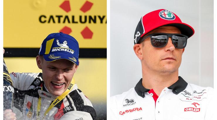 Pirelli: Tänaku kõrval tundub Räikkönen jutupaunikuna