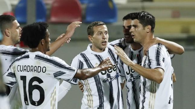 VIDEO | Ronaldota mänginud Juventus pidi võõral väljakul viigiga leppima