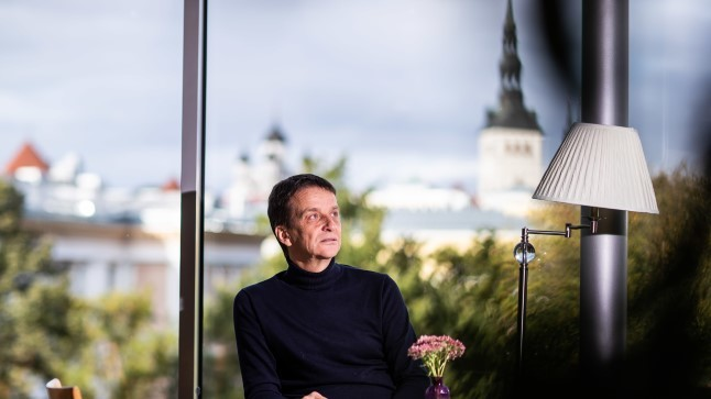 Ardo Hansson: me oleme kiirteel Vahemere äärde