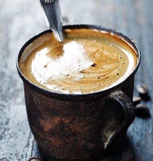 Kohvijoojatel on vähem keharasva.