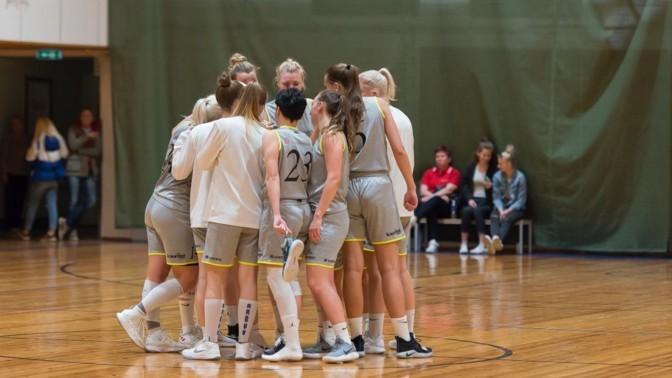 Ülikoolid teenisid naiste korvpalli karikavõistlustel võidulisa