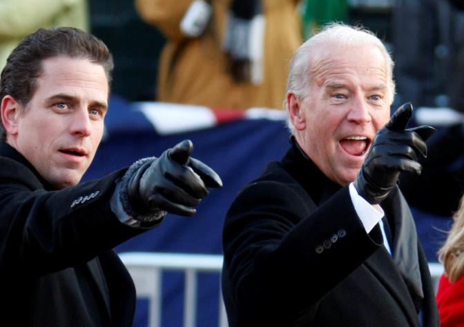 Biden ei vastanud ajakirjanikule oma poja tegemiste kohta Ukrainas