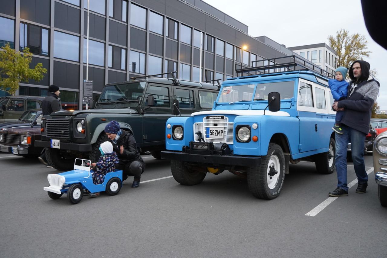 Galerii: hooaja viimane suurem kogunemine täitis Loomelinnaku hobiautodega