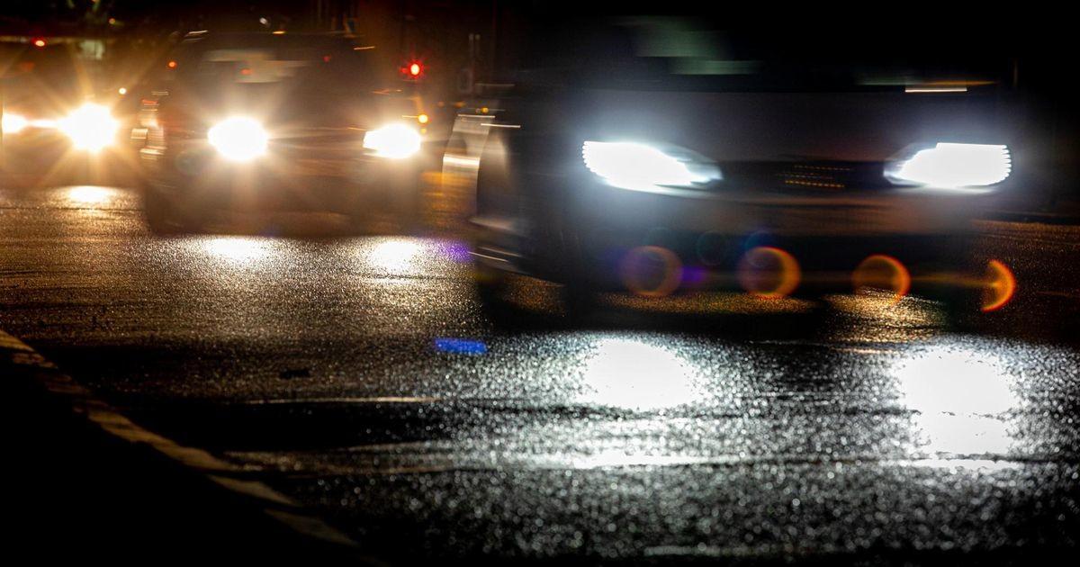 Maanteeamet hoiatab: musta jää oht