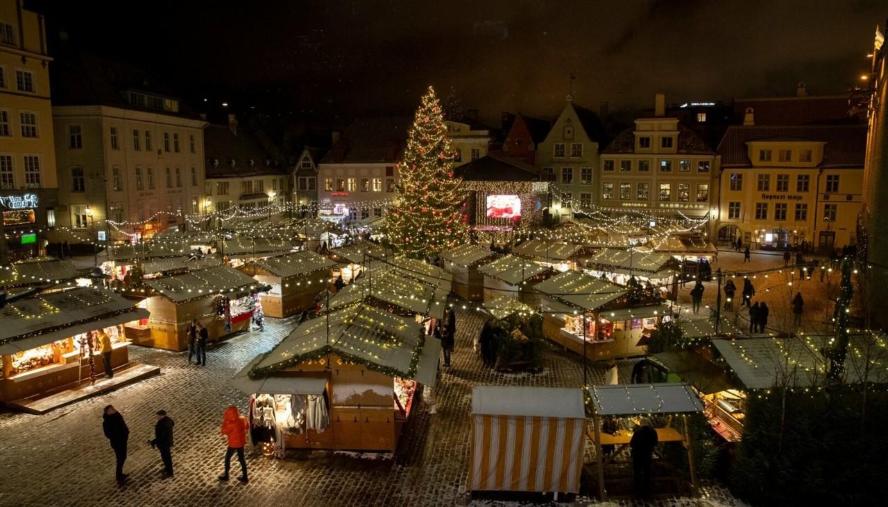 PÄEVAKOMMENTAAR | Karoliina Vasli: säilitagem kaine mõistus, ärme keela ära Tallinna jõuluturgu