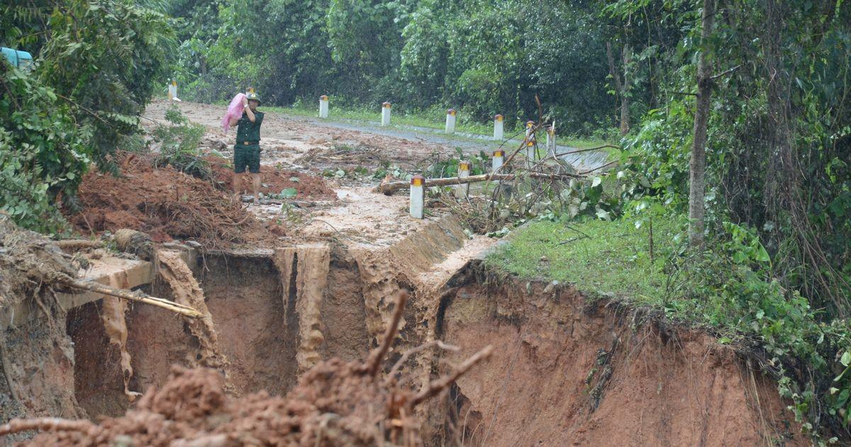 Vietnami maalihkes hukkus 11 sõdurit