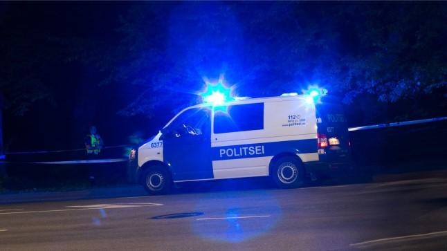VALLANDATUD: joobes piirivalvur põgenes Tartumaal politsei eest