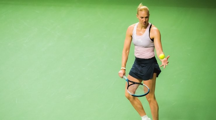 Kaia Kanepi mängib täna 22. korda ITF-i turniiri finaalis