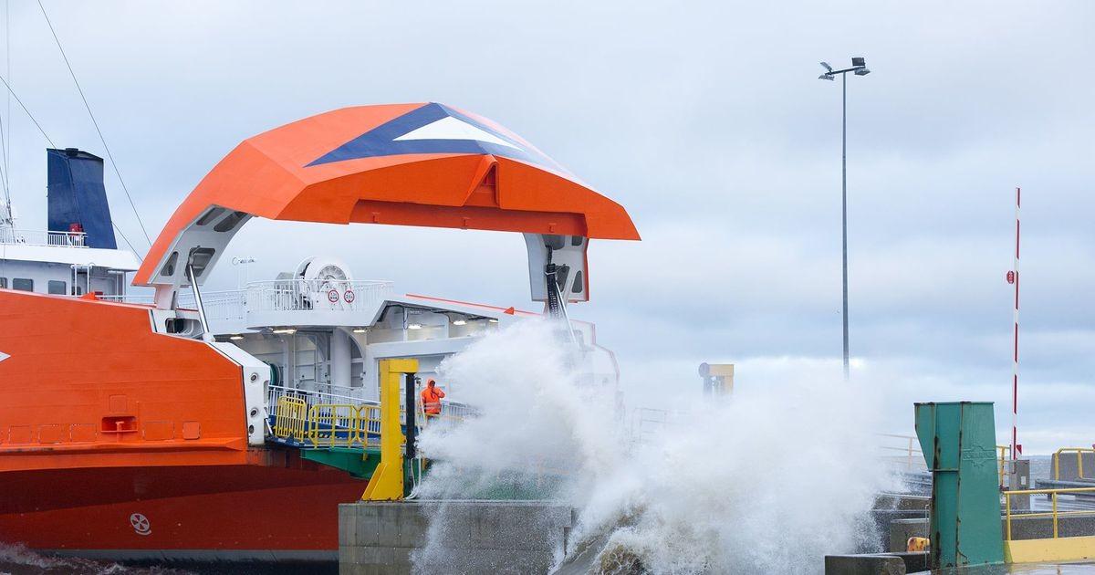 Esmaspäeval tõusev tuul võib häirida laevaliiklust