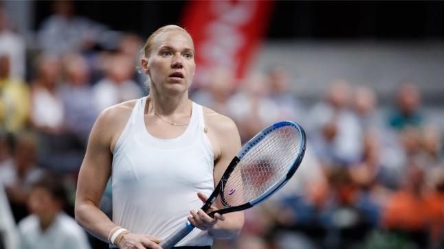 HEA TÖÖ! Kaia Kanepi võitis turniiri Prantsusmaal
