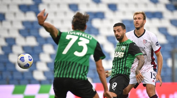 Cagliari teenis Itaalia kõrgliigas hooaja esimese võidu, Klavan sekkus vahetusest