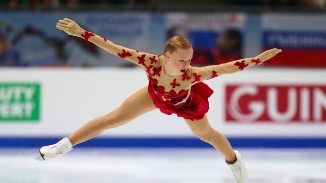 JÄLLE REKORD! Eva-Lotta Kiibus läheb iga võistlusega paremaks