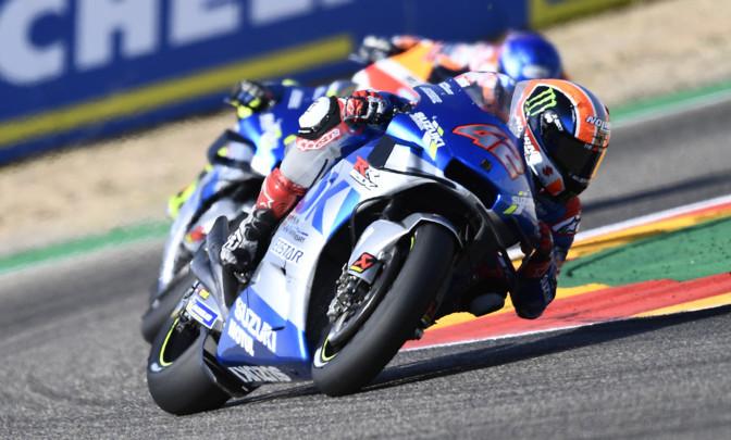 MotoGP hooaeg pakkus taas uue võitja, vahetus ka üldliider