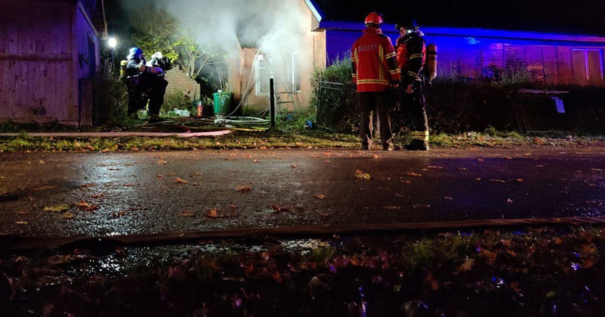 Järva-Jaanis põles elumaja
