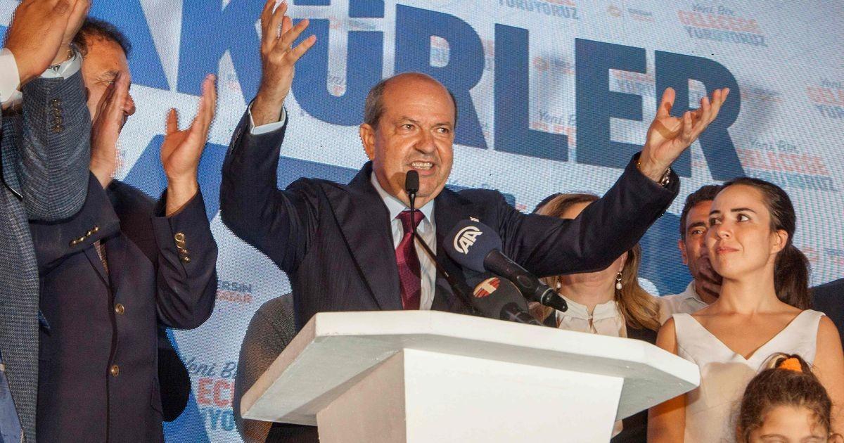 Põhja-Küprose valimistel võttis üllatusvõidu Türgi-meelne kandidaat