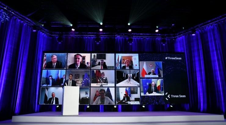 Kolme mere algatus loodab Eesti eestvedamisel aasta lõpuks miljardi kokku saada
