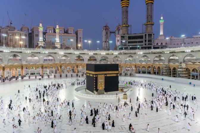 Saudi Araabia avas islami kõige tähtsama pühapaiga palvusteks