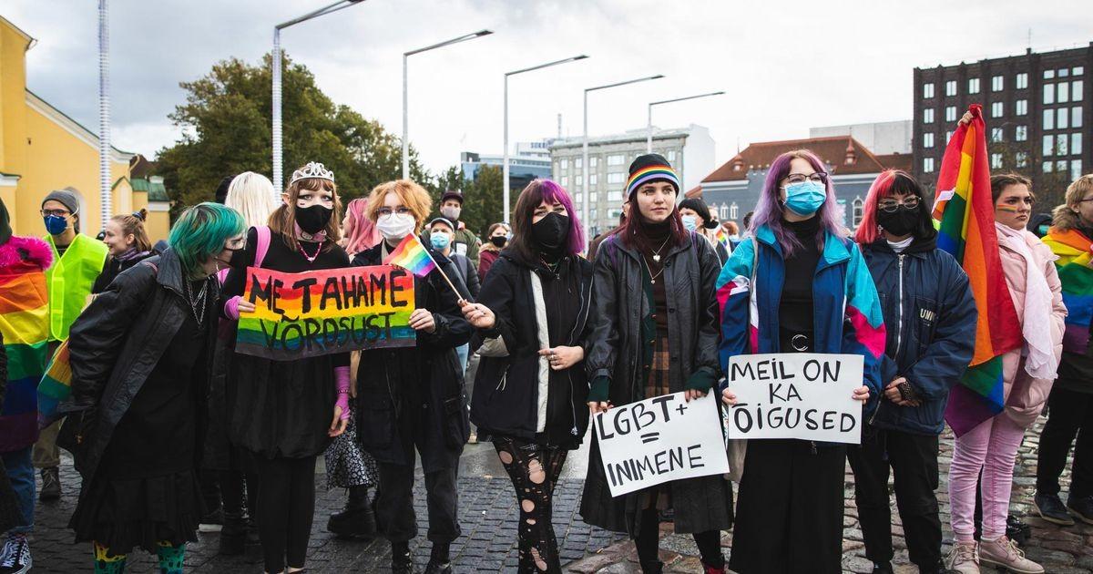 Riigikogu peab arutama homoabielu seadustamist